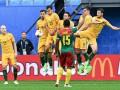 Кубок конфедераций: Камерун и Австралия делят очки