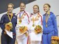 Ольга Харлан стала бронзовым призером ЧМ по фехтованию