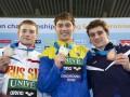 Украинцы завоевали больше всех медалей на Чемпионате Европы по прыжкам в воду