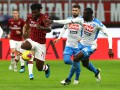 Игроки Милана и Наполи сдали отрицательные тесты на коронавирус