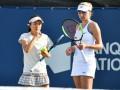 Киченок и Ниномия вышли в полуфинал турнира WTA в Чикаго