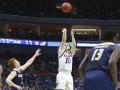 NCAA: 9 очков Михайлюка помогли Канзасу обыграть Западную Вирджинию