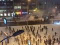 В Киеве состоялась драка с участием 300 болельщиков