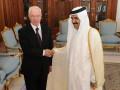 Украину во время Евро-2012 посетит эмир Катара