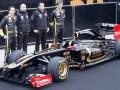 Команда Lotus Renault представила новый болид