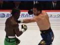 Мурата взял реванш у Н'Жикама, завоевав титул в среднем весе