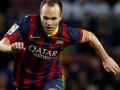 Андрес Иньеста может пропустить матч за Суперкубок UEFA