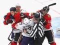 НХЛ: Филадельфия уступила Нью-Джерси, Чикаго обыграл Флориду