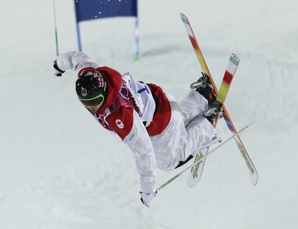 Александр Билодо выиграл золото в могуле