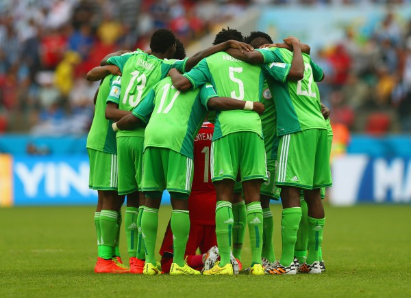 Для футболистов Нигерии усиленно ищут деньги