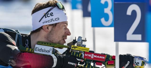 Легрейд стал чемпионом мира в мужском масс-старте