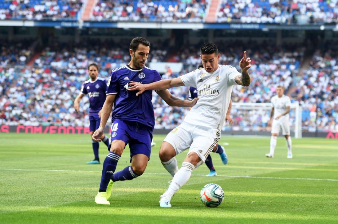 Реал Мадрид - Вальядолид 1:1