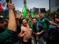 Мексиканский фанат сделал предложение своей девушке после победы над Германией