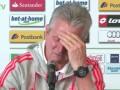 Главный тренер Баварии расплакался после матча
