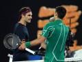 Федерер: Джокович один из величайших в истории
