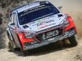 Пилоты Hyundai победили на ралли Португалии