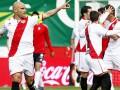 Райо Вальекано отстранили от участия в Лиге Европы