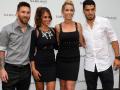 Месси и Суарес отпраздновали победу Барселоны, посетив концерт колумбийской звезды