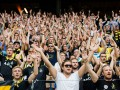 Шведские болельщики пришли на футбол в никабах