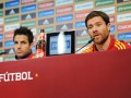 Фабрегас: Хаби Алонсо умолял о переходе в Арсенал в 2009 году