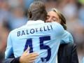 Любовь да футбол. Манчини не ссорился с Балотелли
