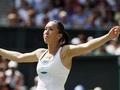 Уимблдон: Елена Янкович одержала волевую победу