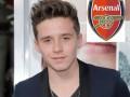 Сын Бекхэма может перейти в Манчестер Юнайтед