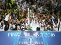 УЕФА представил сборную сезона Лиги чемпионов