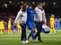 Беседин получил травму в овертайме матча против сборной Швеции