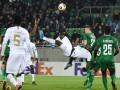 Лудогорец - Ференцварош 1:1 видео голов и обзор матча Лиги Европы