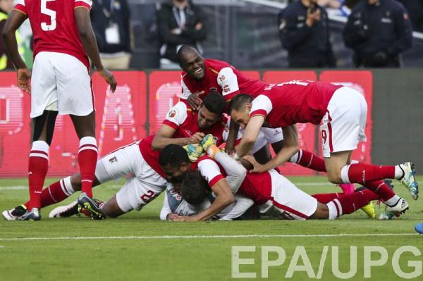 Брага выиграла Кубок Португалии