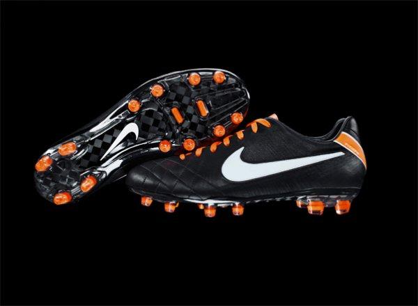 Nike Tiempo Legend IV Elite – Black/White/Total Orange