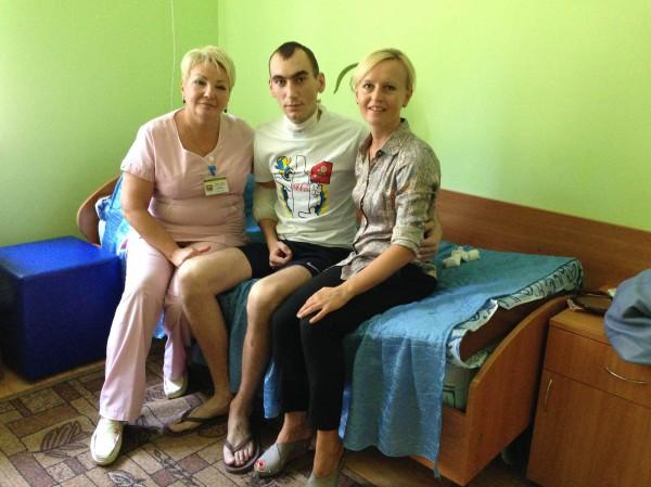 Алина Шатерникова решила помочь раненым солдатам