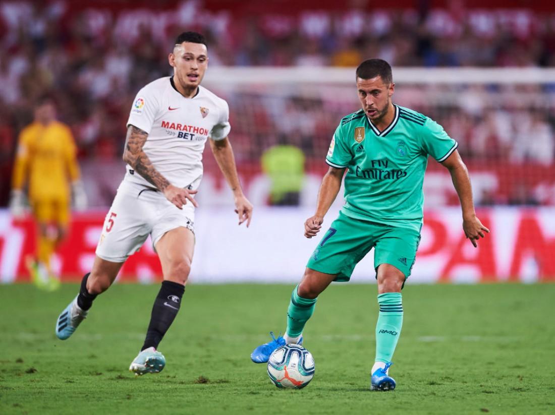 Севилья - Реал: обзор матча