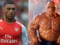 На кого похожи известные футболисты