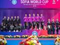 Украинские гимнастки завоевали золото на этапе Кубка мира в Болгарии