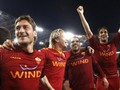 Рома вышла в финал Кубка Италии, вопреки поражению