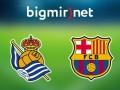 Реал Сосьедад - Барселона 1:0 Онлайн трансляция матча чемпионата Испании