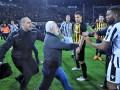В Греции выдали ордер на арест президента ПАОКа Саввиди