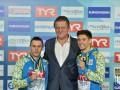 Кваша и Колодий выиграли серебро в