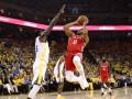Голден Стэйт установил рекорд НБА, выиграв матч плей-офф +41