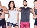 UFC представила новую форму для бойцов