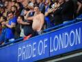 На фанатов Челси напали в Греции перед матчем с ПАОКом в ЛЕ