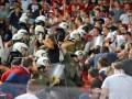 Бавария пожаловалась в УЕФА на греческую полицию