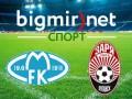 Мольде – Заря - 1:2 Видео голов ответного матча Лиги Европы