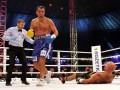 Бокс: Андрей Котельник завершил карьеру победой