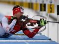 Биатлон: исторический успех канадца в гонке преследования, украинец Семенов - 16-й