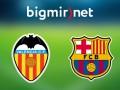 Валенсия - Барселона 2:3 Онлайн трансляция матча чемпионата Испании