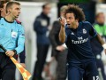 Защитник Реала Марсело пошел на симуляцию из-за оскорбления его прически