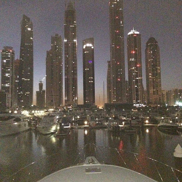 Дубаи в объективе Максима Коваля